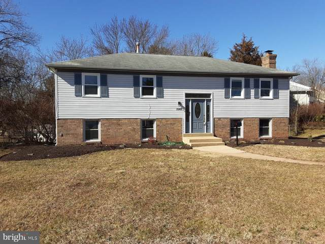 10142 Brandon Way, MANASSAS, VA 20109 (#VAPW514180) :: AJ Team Realty