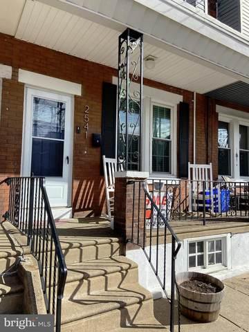 2541 Lefevre Street, PHILADELPHIA, PA 19137 (#PAPH984440) :: Sunrise Home Sales Team of Mackintosh Inc Realtors