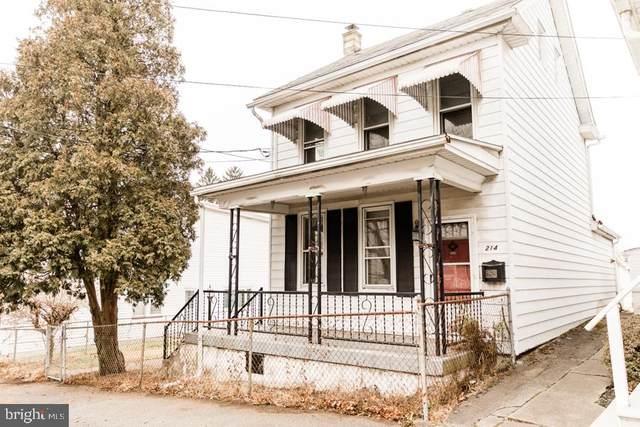 214 East Street, WILLIAMSTOWN, PA 17098 (#PADA129908) :: REMAX Horizons