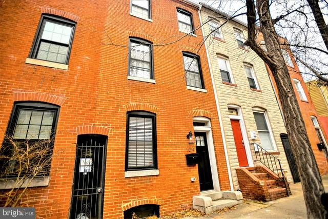 104 S Wolfe Street, BALTIMORE, MD 21231 (#MDBA538908) :: Network Realty Group