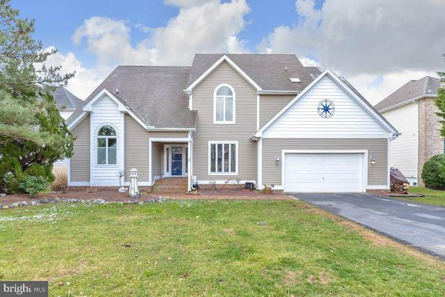 30 Leslie Mews, OCEAN PINES, MD 21811 (#MDWO119934) :: AJ Team Realty