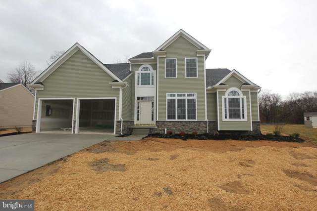 158 Shore Lane Lot 15, MILFORD, DE 19963 (#DEKT246228) :: Linda Dale Real Estate Experts