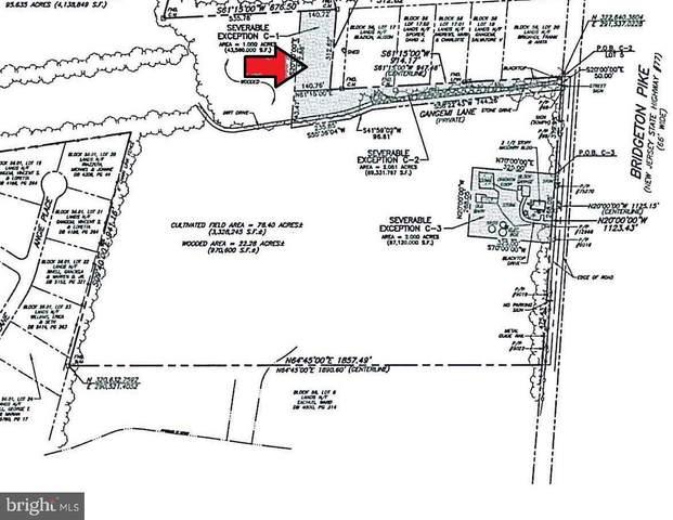L- C1 & C2 Bridgeton Pike, MULLICA HILL, NJ 08062 (MLS #NJGL270816) :: The Sikora Group