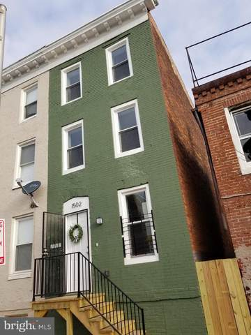 1502 Mchenry Street, BALTIMORE, MD 21223 (#MDBA538942) :: SURE Sales Group