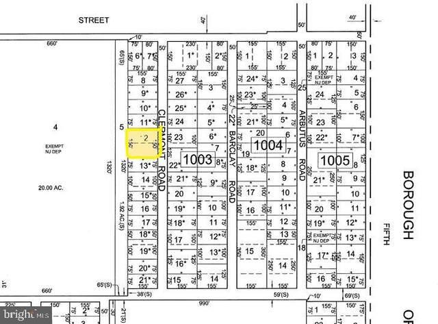 Lot 12 Clermont Road, MAYS LANDING, NJ 08330 (#NJAC116276) :: Erik Hoferer & Associates