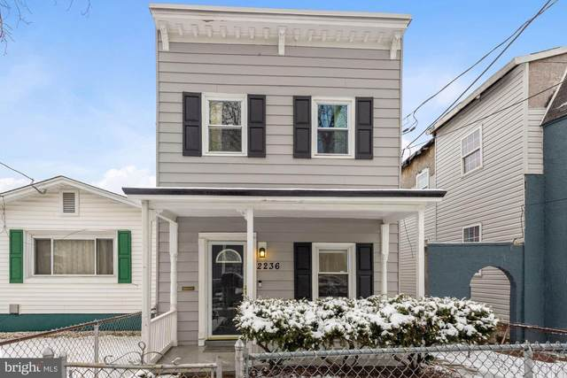 2236 Nicholson Street SE, WASHINGTON, DC 20020 (#DCDC506614) :: Revol Real Estate