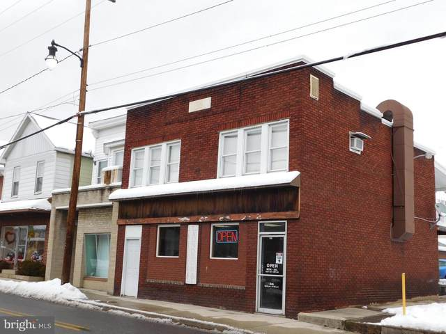 116-118 Virginia Avenue, CUMBERLAND, MD 21502 (#MDAL136190) :: The Mike Coleman Team