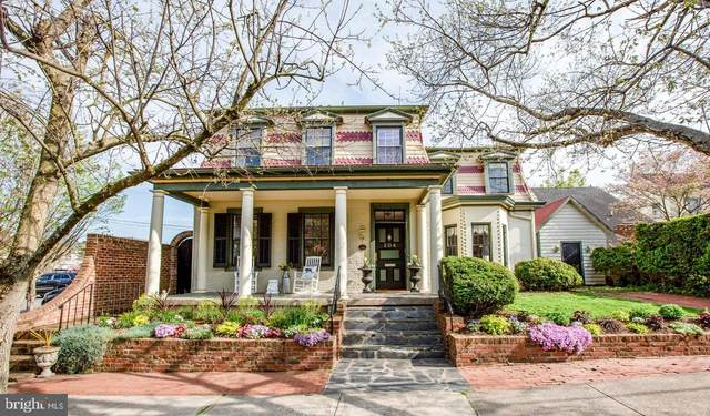 304 Amelia Street, FREDERICKSBURG, VA 22401 (MLS #VAFB118502) :: Maryland Shore Living | Benson & Mangold Real Estate