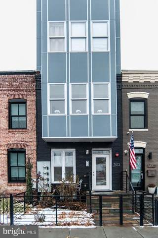 1013 V Street NW #2, WASHINGTON, DC 20001 (#DCDC506636) :: The Piano Home Group