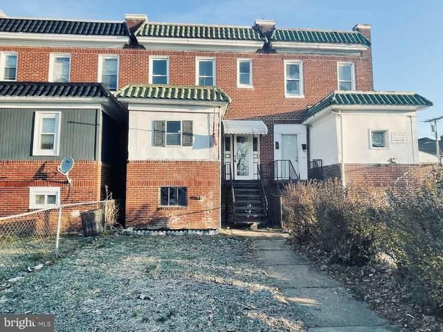 4545 Reisterstown Road, BALTIMORE, MD 21215 (#MDBA539016) :: Berkshire Hathaway HomeServices McNelis Group Properties