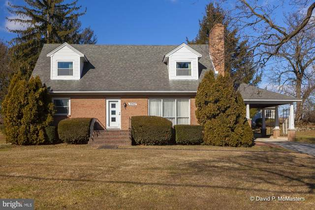 3962 Winchester Avenue, MARTINSBURG, WV 25405 (#WVBE183492) :: AJ Team Realty