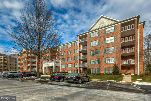 12011 Tralee Road #403, LUTHERVILLE TIMONIUM, MD 21093 (#MDBC519114) :: AJ Team Realty