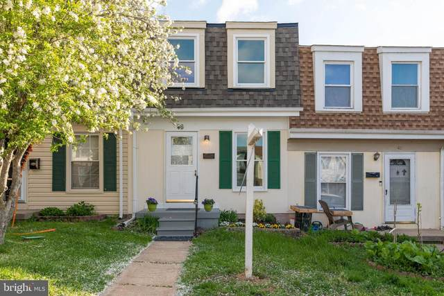 48 Lerner Court 31E, BALTIMORE, MD 21236 (#MDBC519116) :: The Riffle Group of Keller Williams Select Realtors