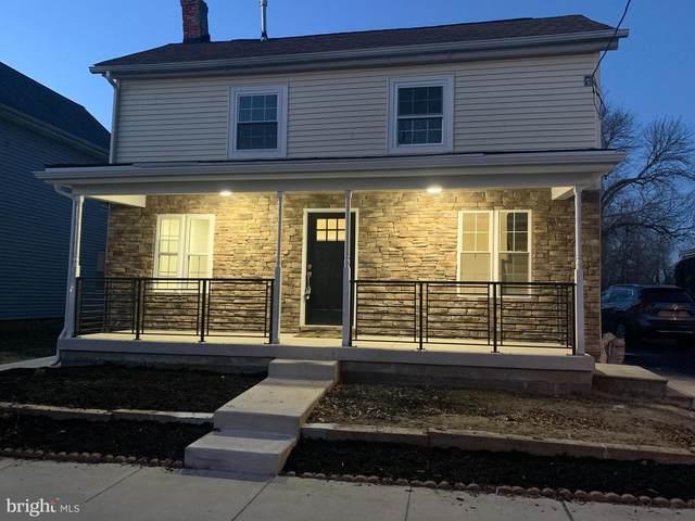 45 E Millbrooke Avenue, WOODSTOWN, NJ 08098 (#NJSA140830) :: Scott Kompa Group