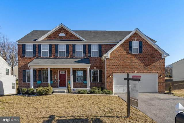 3413 Cpt Wendell Pruitt Way, FORT WASHINGTON, MD 20744 (#MDPG595830) :: Nesbitt Realty