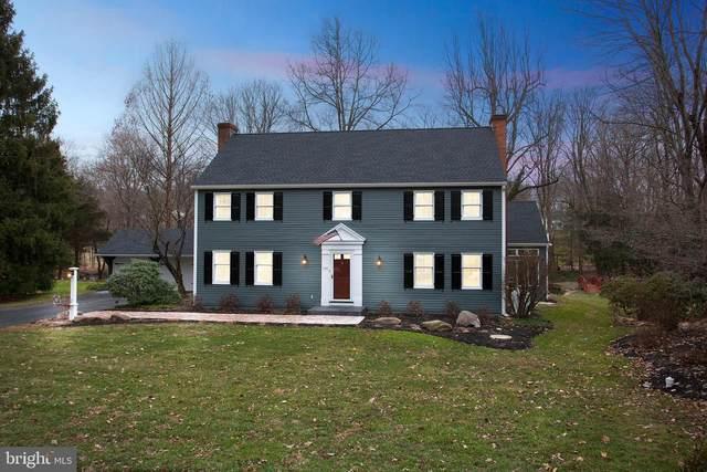 115 Foxcroft Drive, DOYLESTOWN, PA 18901 (#PABU520070) :: Bob Lucido Team of Keller Williams Integrity