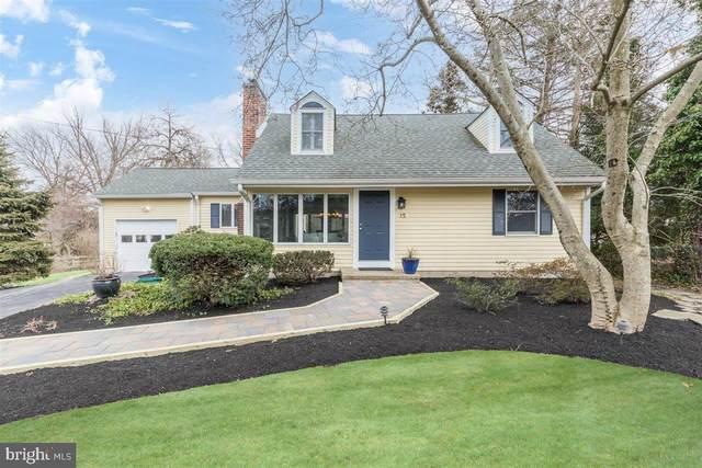 15 Snowden Lane, PRINCETON, NJ 08540 (#NJME307510) :: Jason Freeby Group at Keller Williams Real Estate