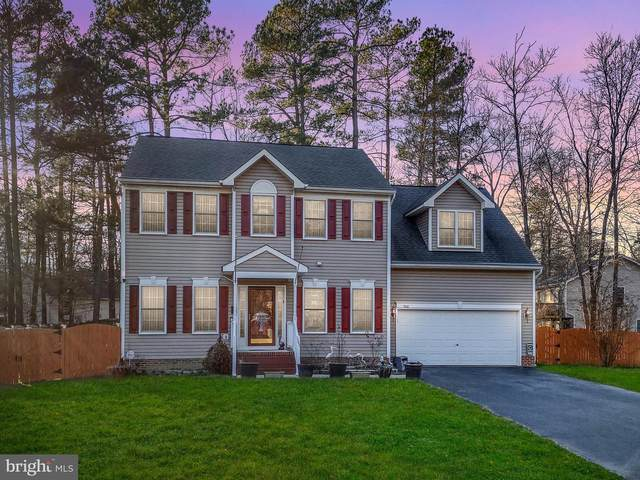 702 Welsh Drive, RUTHER GLEN, VA 22546 (#VACV123606) :: Sunrise Home Sales Team of Mackintosh Inc Realtors