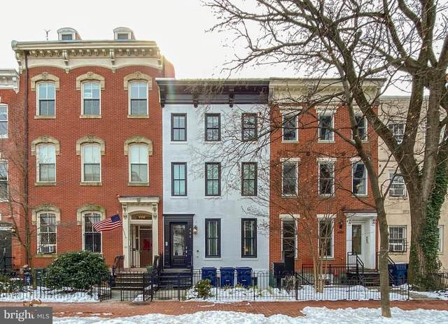 448 M Street NW #1, WASHINGTON, DC 20001 (#DCDC506782) :: Dart Homes
