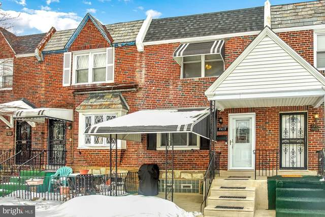 8419 Bayard Street, PHILADELPHIA, PA 19150 (#PAPH984918) :: Lee Tessier Team