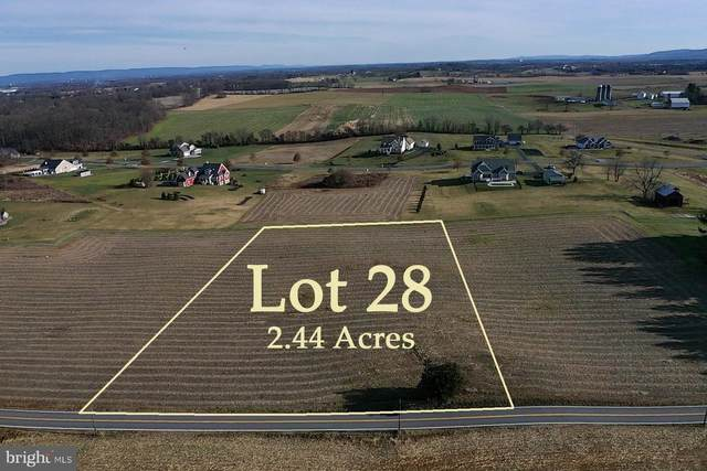 76 N Dickinson School Road, CARLISLE, PA 17015 (#PACB131798) :: ExecuHome Realty