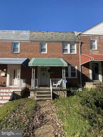 4132 The Alameda, BALTIMORE, MD 21218 (#MDBA539086) :: Berkshire Hathaway HomeServices McNelis Group Properties