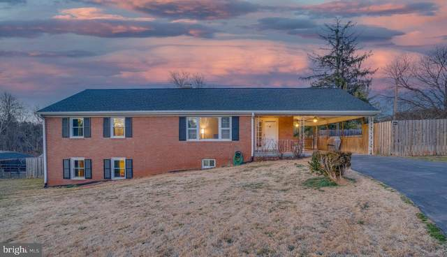 4720 Dumfries Road, CATLETT, VA 20119 (#VAFQ168988) :: John Lesniewski | RE/MAX United Real Estate