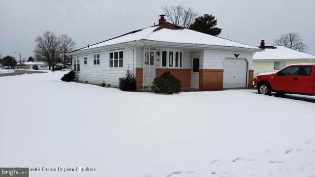 394 Saint Thomas Drive, TOMS RIVER, NJ 08757 (MLS #NJOC406988) :: The Sikora Group