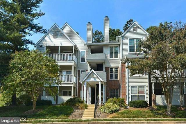 3922 Penderview Drive #327, FAIRFAX, VA 22033 (#VAFX1179470) :: AJ Team Realty