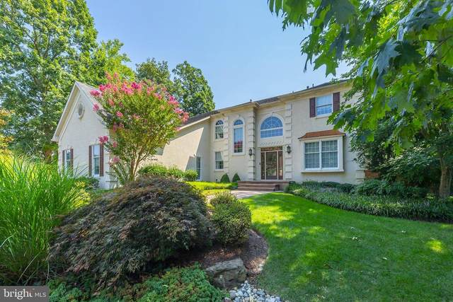 4 Collage Court, CHERRY HILL, NJ 08003 (#NJCD412760) :: RE/MAX Main Line