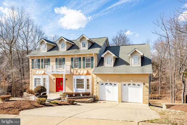 108 Huntington Hills, FREDERICKSBURG, VA 22401 (#VAFB118508) :: AJ Team Realty