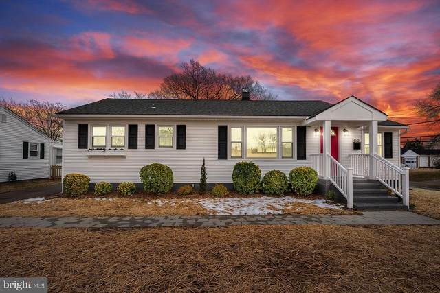 460 Hanson Avenue, FREDERICKSBURG, VA 22401 (#VAFB118510) :: City Smart Living