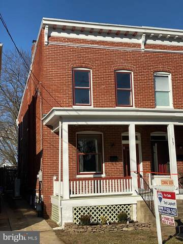 207 W South Street, FREDERICK, MD 21701 (#MDFR277432) :: SURE Sales Group