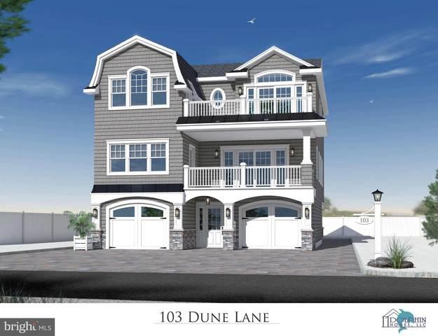 103 E Dune Lane, LONG BEACH TOWNSHIP, NJ 08008 (MLS #NJOC407010) :: The Sikora Group