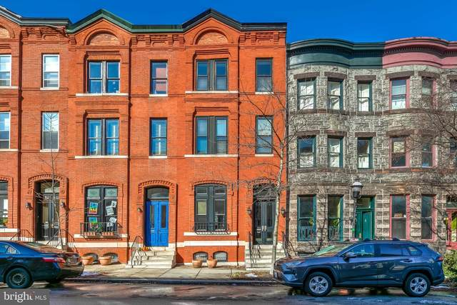 120 W Lafayette Avenue, BALTIMORE, MD 21217 (MLS #MDBA539164) :: Maryland Shore Living | Benson & Mangold Real Estate