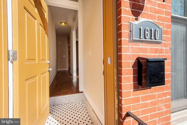 1610 E Biddle Street, BALTIMORE, MD 21213 (#MDBA539204) :: SURE Sales Group