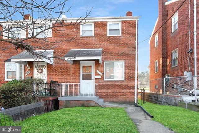 4231 Hildreth Street SE, WASHINGTON, DC 20019 (#DCDC507060) :: SURE Sales Group