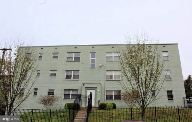 4800 C Street SE #202, WASHINGTON, DC 20019 (#DCDC507064) :: EXIT Realty Enterprises