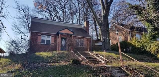 6413 Kilmer Street, CHEVERLY, MD 20785 (#MDPG596044) :: John Lesniewski   RE/MAX United Real Estate