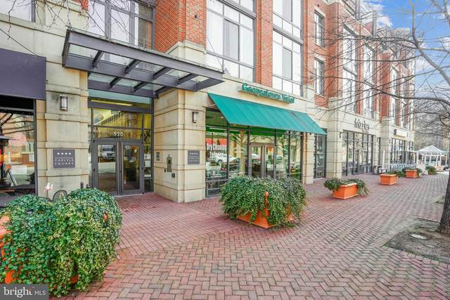 520 John Carlyle Street #217, ALEXANDRIA, VA 22314 (#VAAX255892) :: Network Realty Group