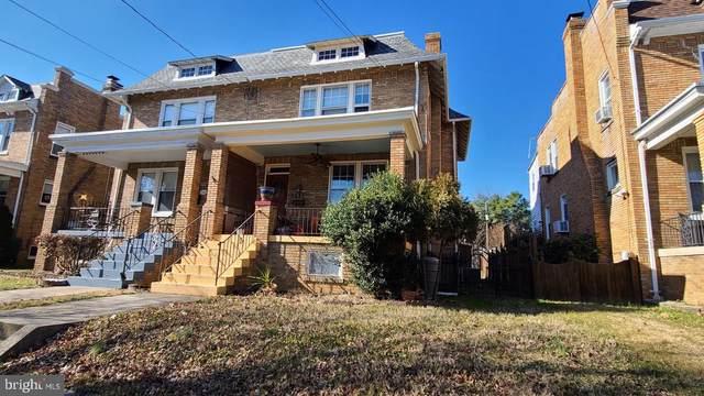 5820 4TH Street NW, WASHINGTON, DC 20011 (#DCDC507116) :: EXIT Realty Enterprises