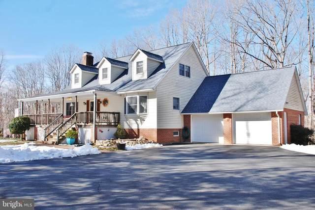 26517 Mountain View Drive, RHOADESVILLE, VA 22542 (#VAOR138436) :: EXIT Realty Enterprises