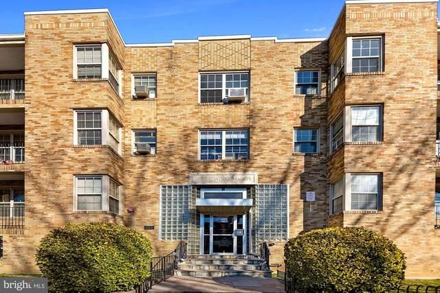 939 Longfellow Street NW #109, WASHINGTON, DC 20011 (#DCDC507136) :: EXIT Realty Enterprises