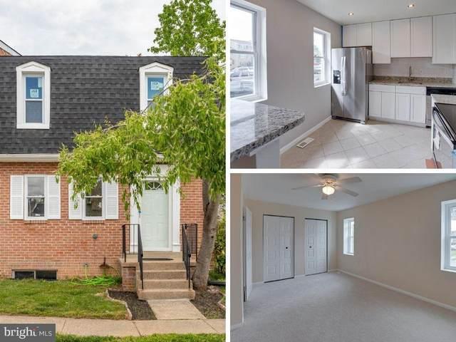 7400 Whernside Street, LORTON, VA 22079 (#VAFX1179814) :: Debbie Dogrul Associates - Long and Foster Real Estate
