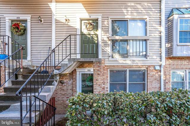 140 N Bedford Street A, ARLINGTON, VA 22201 (#VAAR176082) :: The Putnam Group