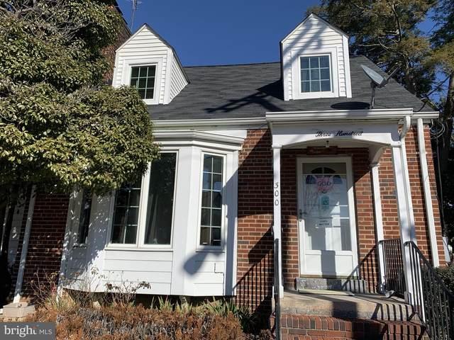 300 E Glebe Road, ALEXANDRIA, VA 22305 (#VAAX255924) :: Crossman & Co. Real Estate