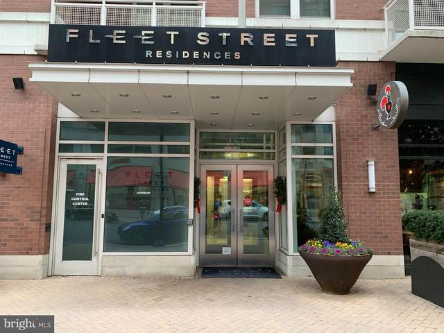 157 Fleet Street #502, OXON HILL, MD 20745 (#MDPG596182) :: Corner House Realty