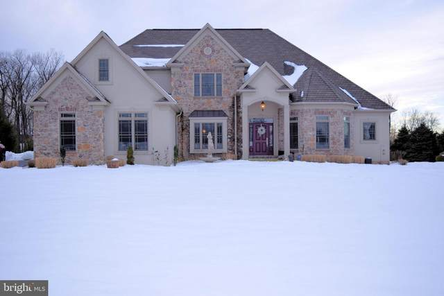 116 Wood Crest Drive, PALMYRA, PA 17078 (#PALN117810) :: The Joy Daniels Real Estate Group