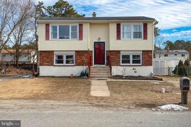 410 Cherokee Drive, BROWNS MILLS, NJ 08015 (#NJBL391102) :: Bob Lucido Team of Keller Williams Integrity