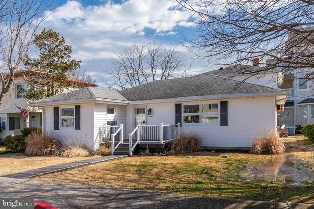 1502 Shad Row, OCEAN CITY, MD 21842 (#MDWO120040) :: The Riffle Group of Keller Williams Select Realtors